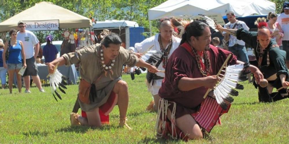 Cherokee Eagle Dance, Fall Festival – Bob Eldridge