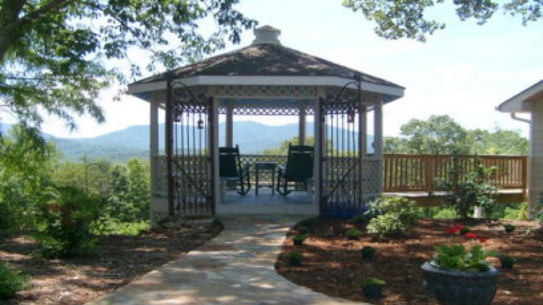 View from Chancey Hill Inn B&B, Hiawassee, GA – Candace Lee
