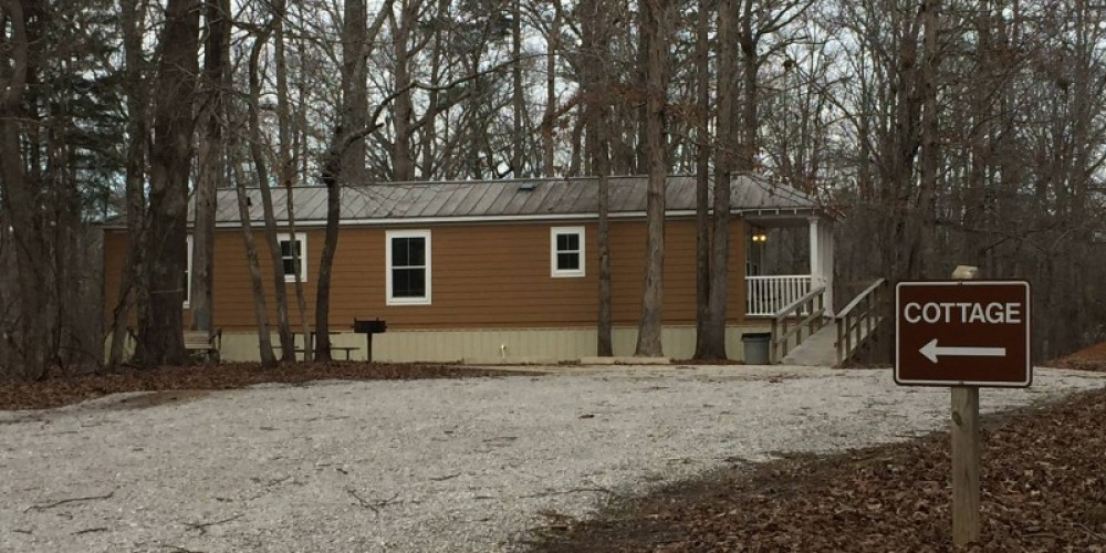 One of the Newer Cottages. – Gary Mathews FaceBook