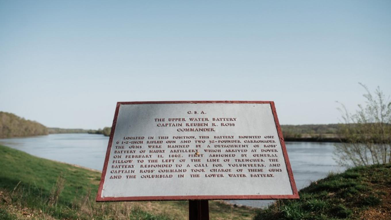 Fort Donelson National Battlefield – Cari Griffith