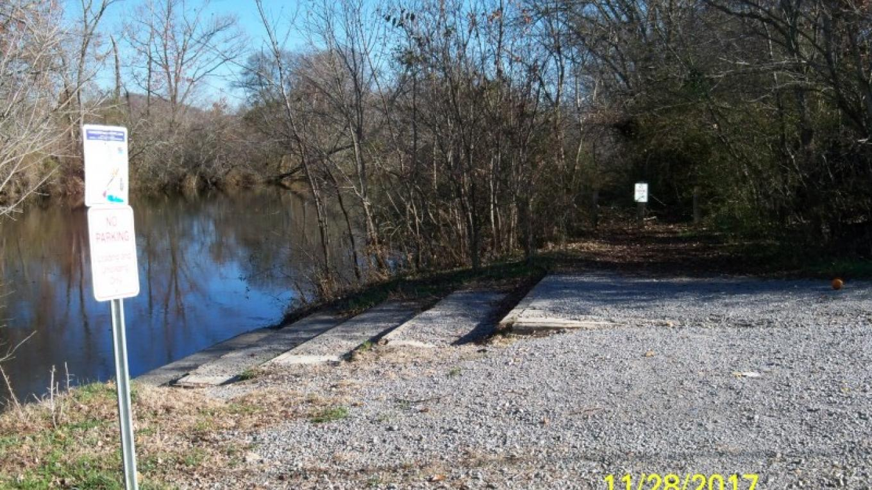 Dement Bridge access site – TVA