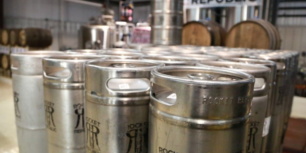 Kegs – by Freedom Light Production