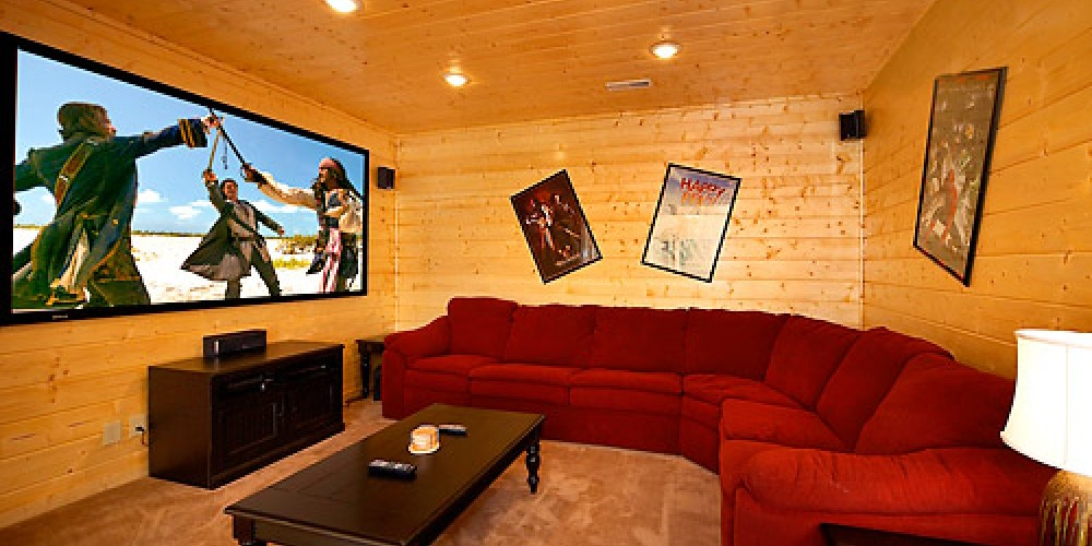 Theater Cabins