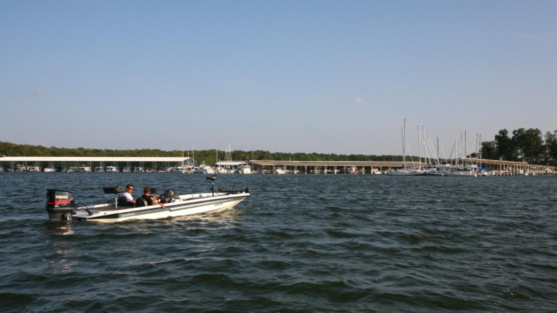 Marina bound! – Kentucky Dam Village State Park