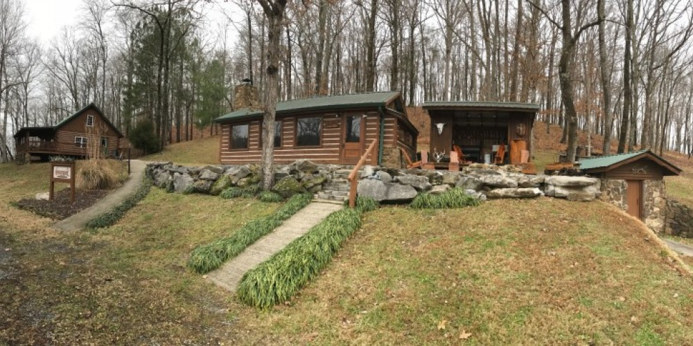 This rustic cabin is perfect for both hunters and family reunions. – Butch McElwain