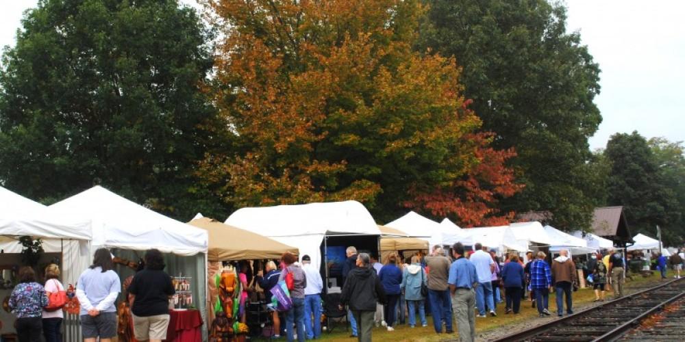 Annual Fall Festival – Blue Ridge Mountains Arts