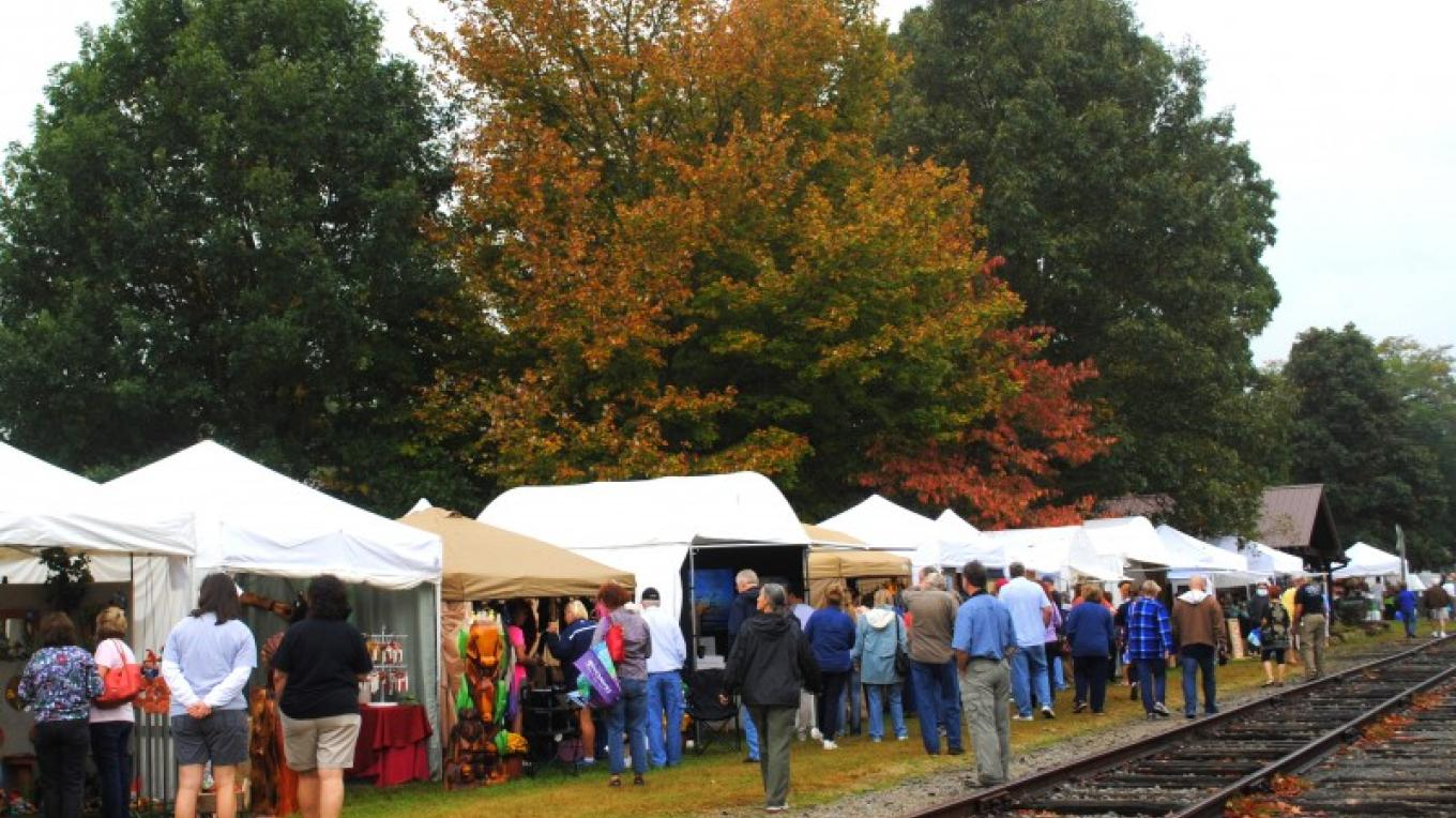 Annual Fall Festival – Blue Ridge Mountains Arts