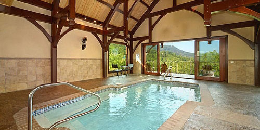 Pool Cabins