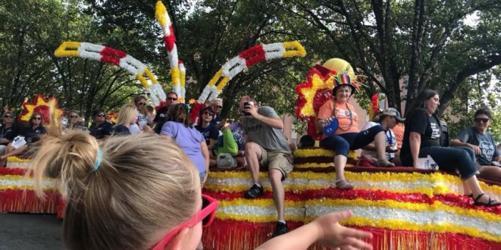 Fun Fest parade to kick off the nine-day festival – Visit Kingsport