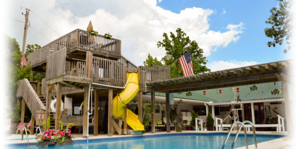 Our Pool is loved by both children and adults! – Ann Martin