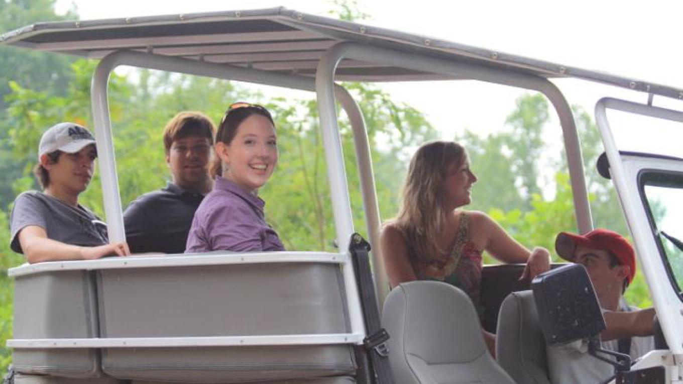 Scenic Jeep Tours on the Pigeon – Wildwater Adventure Centers