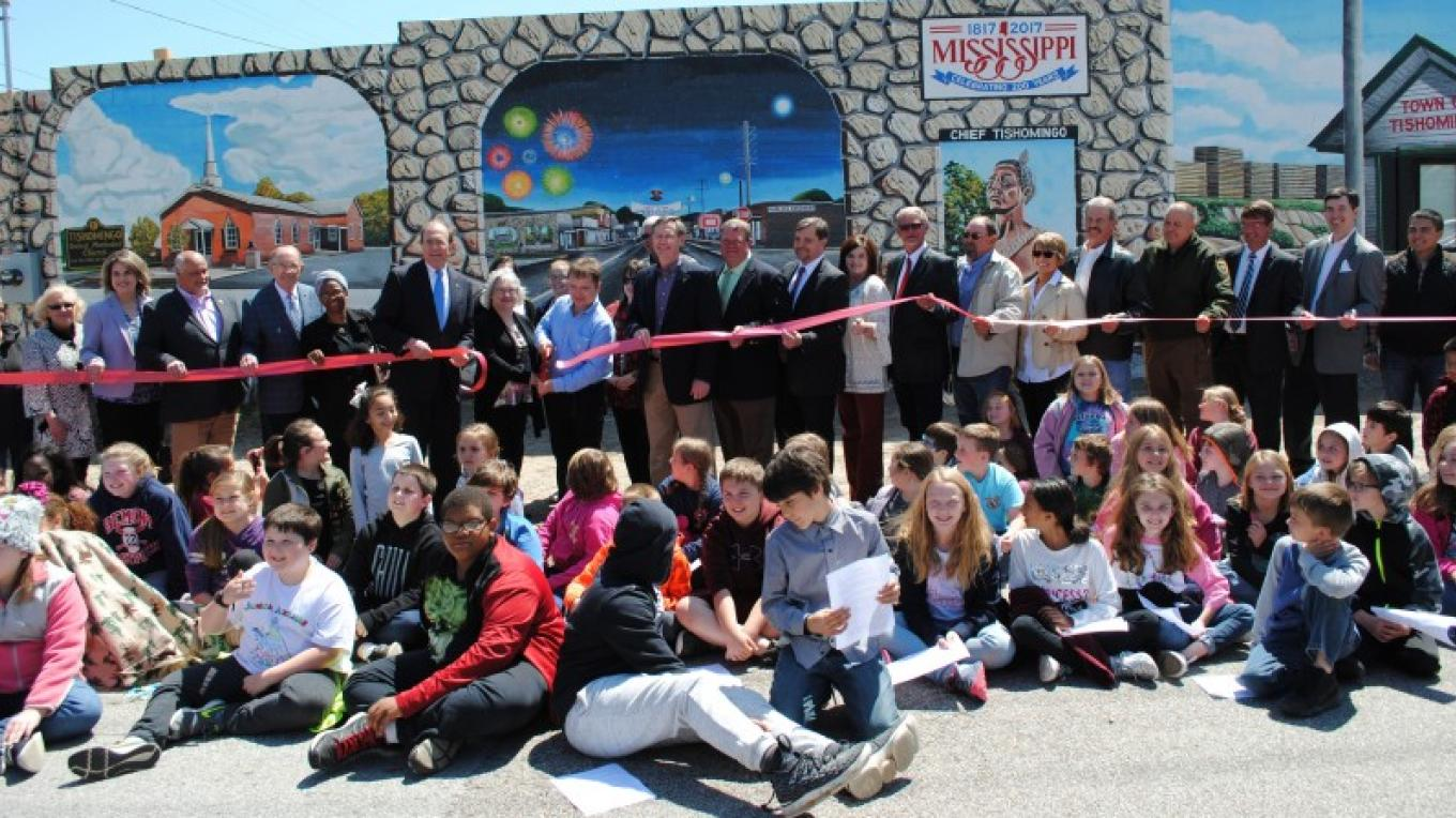 Ribbon Cutting Ceremony April, 2018 – Gary Mathews