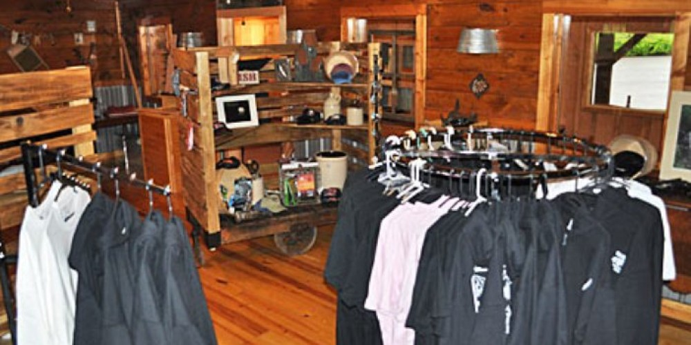 Souvenir & Gift Shop Now Open