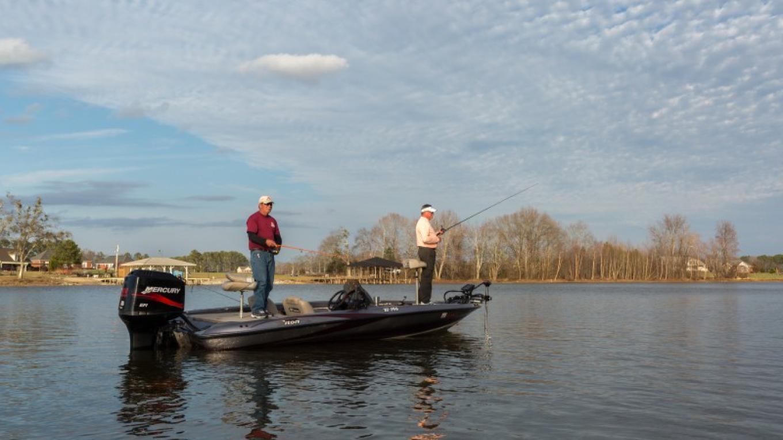 Weiss Lake – Alabama Bass Trail