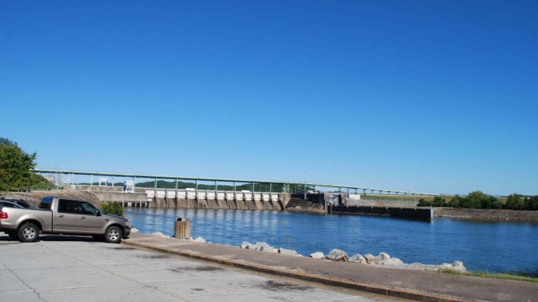 Fort Loudoun Dam – Klair Kimmey