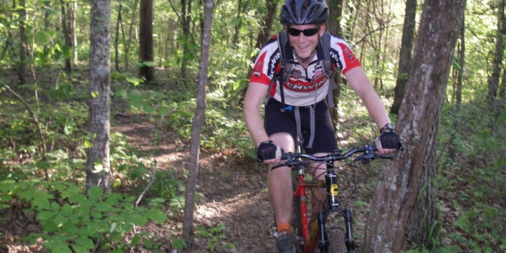 Mountain Biking on the Ijams section of Knoxville's Urban Wilderness. – Appalachian Mountain Bike Club.