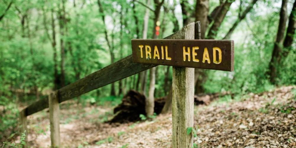 Nature lovers can enjoy more than 30 miles of hiking trails – Cari Griffith