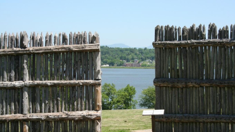 Fort walls – Pam May