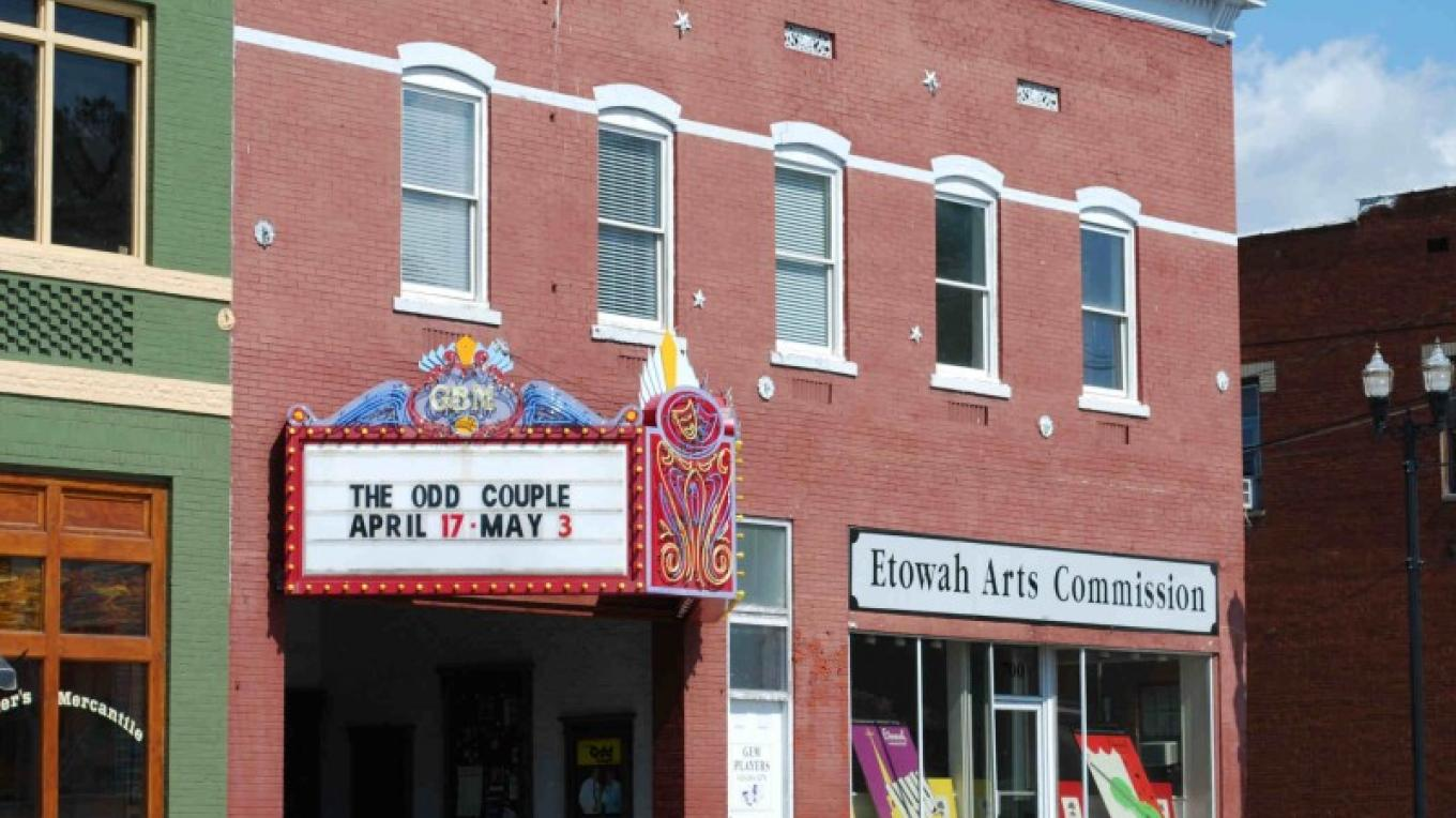 Gem Theater – Durant Tullock