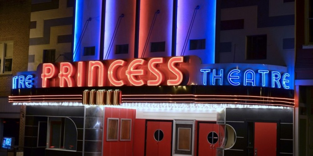 The Princess Theatre Grand Opening is planned for March 22nd! Marshall Tucker is to play on March 24th! – J. Paul Mashburn