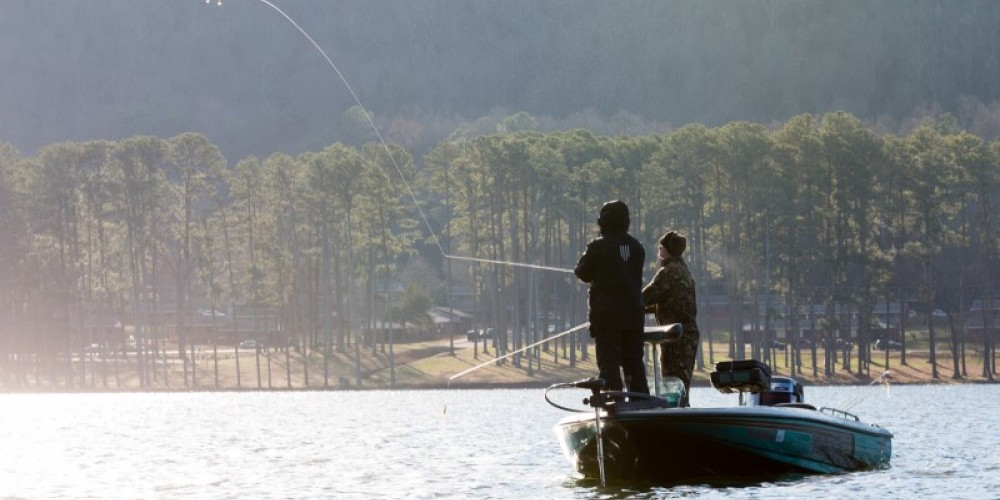 Lake Guntersville – Alabama Bass Trail
