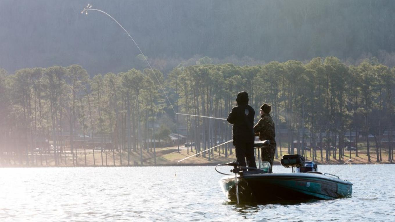 Lake Guntersville – Alabama Bass Trail
