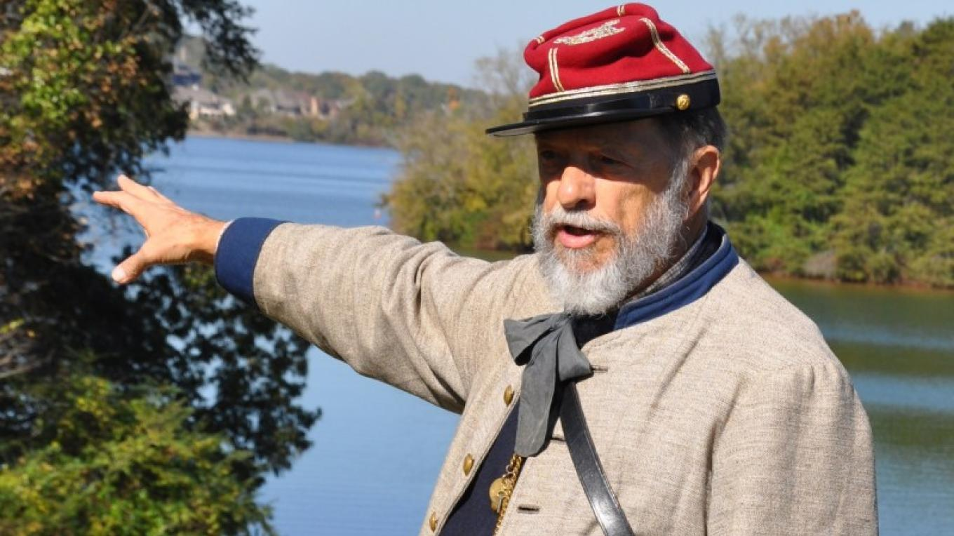 Local Civil War Expert Gerald Augustus – Klair Kimmey