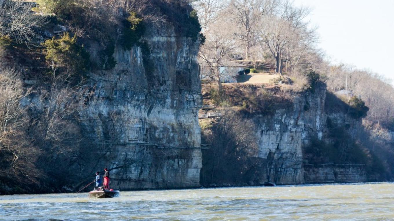 Pickwick Lake – Alabama Bass Trail