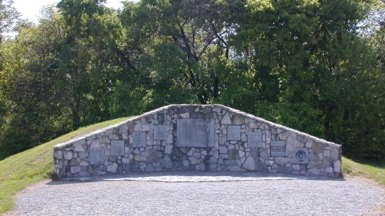 Cherokee Burial Memorial – musuem