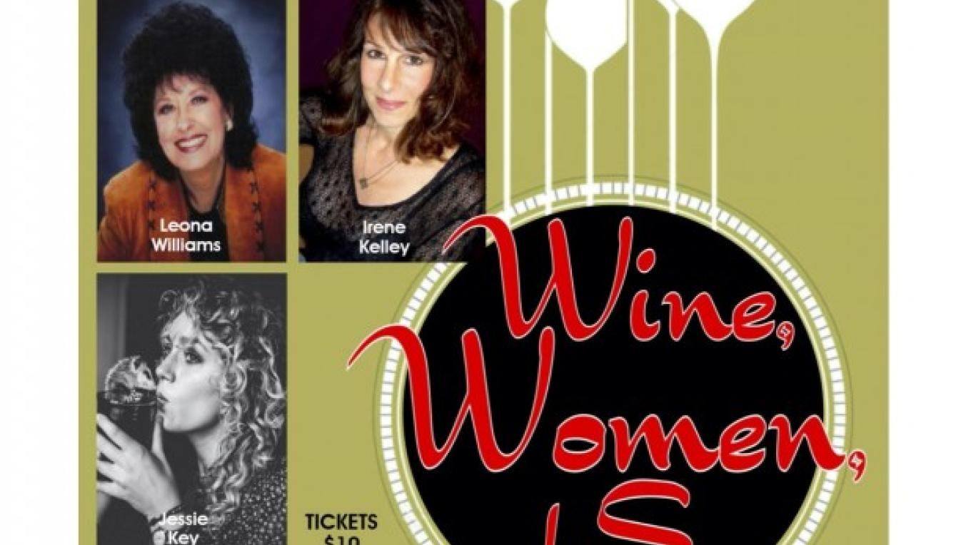 Wine, Women, and Song - Hear the music and stories from these acclaimed songwriters behind some of the most beloved songs. – Daryl Mosley