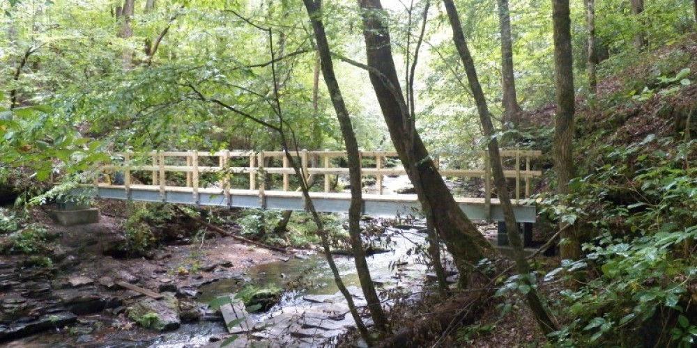 Short Springs Small Wild Area – TVA