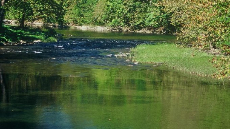 Little River near Townsend – Townsend Visitors Center