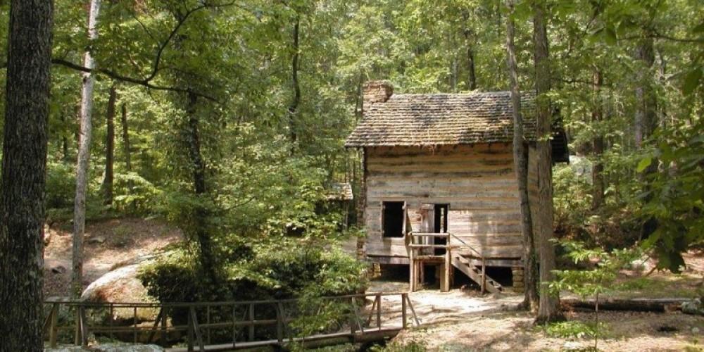 Pioneer Cabin – Tishomingo Tourism