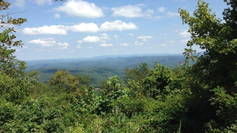 Beautiful Cumberland Mountain View