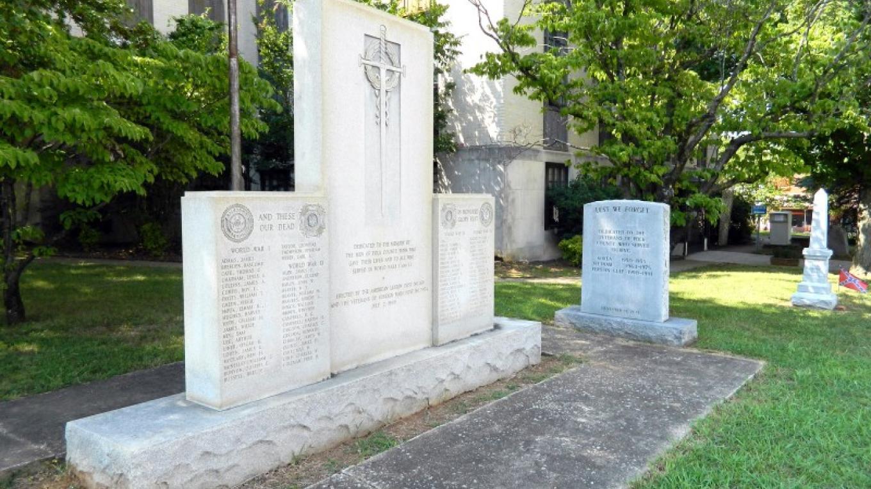 Benton Monuments – Cheryl Maxwell