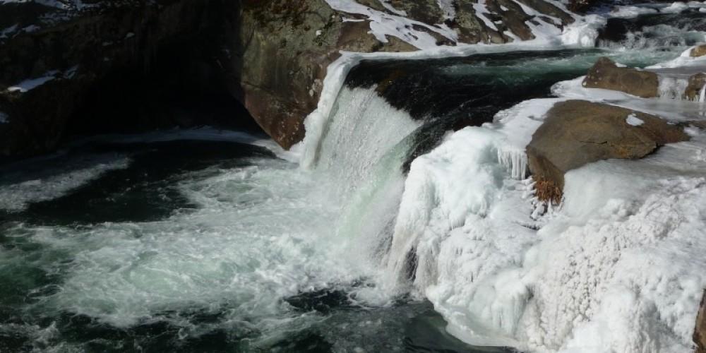Tellico River/Baby Falls – Larry Lane