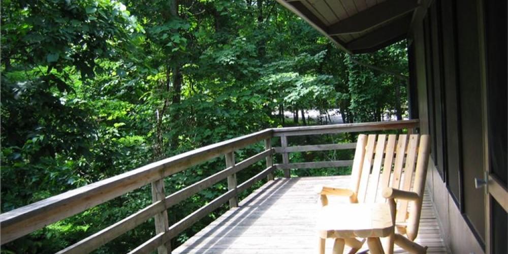 Cottage Porch – Georgia State Parks