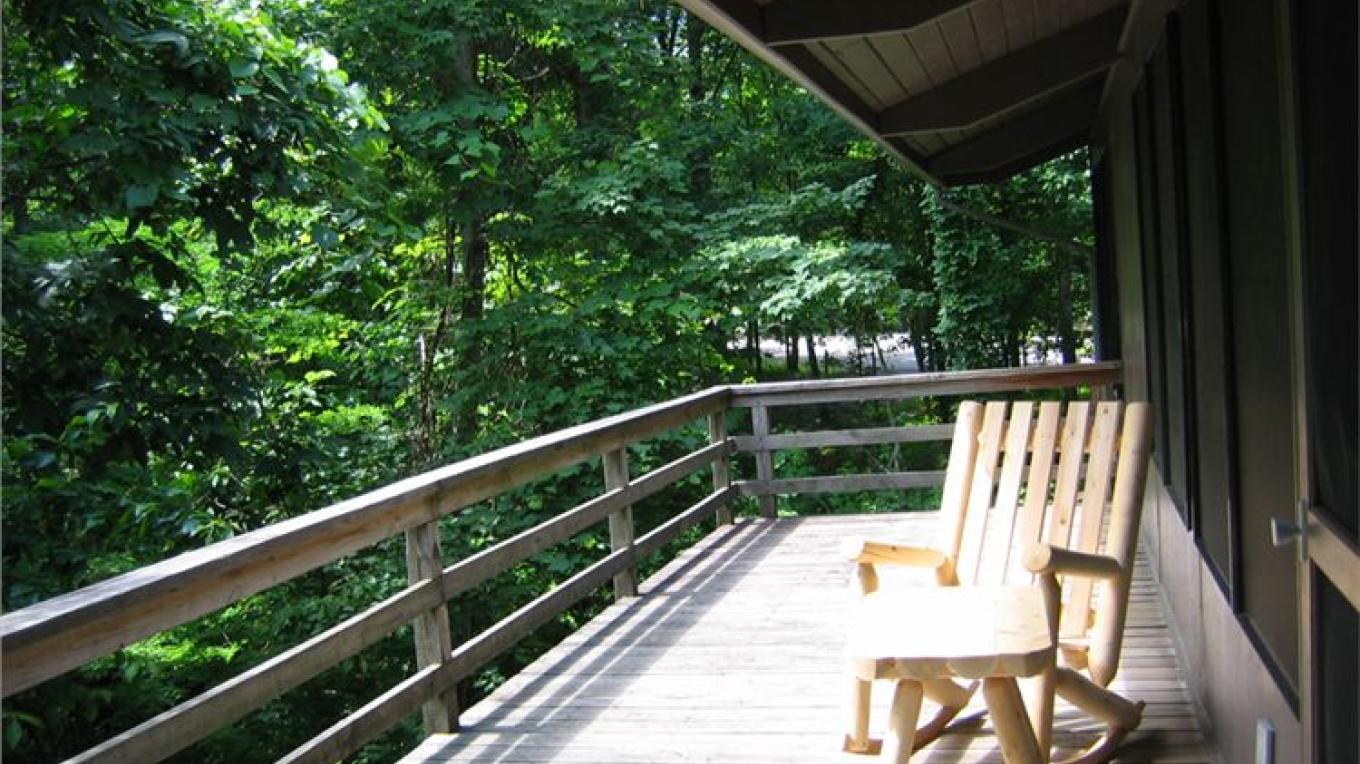 Cottage Porch – Georgia State Parks