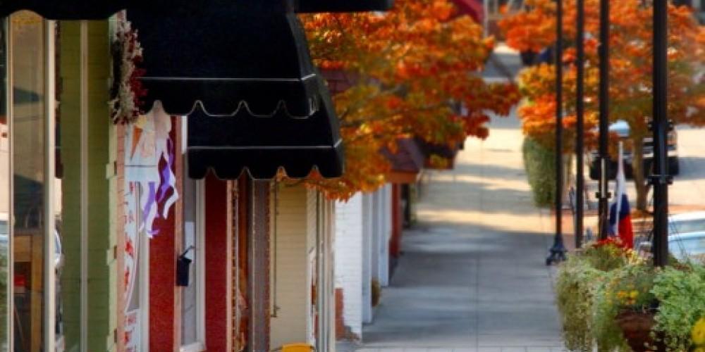 Historic Downtown Clinton – Neil Crosby