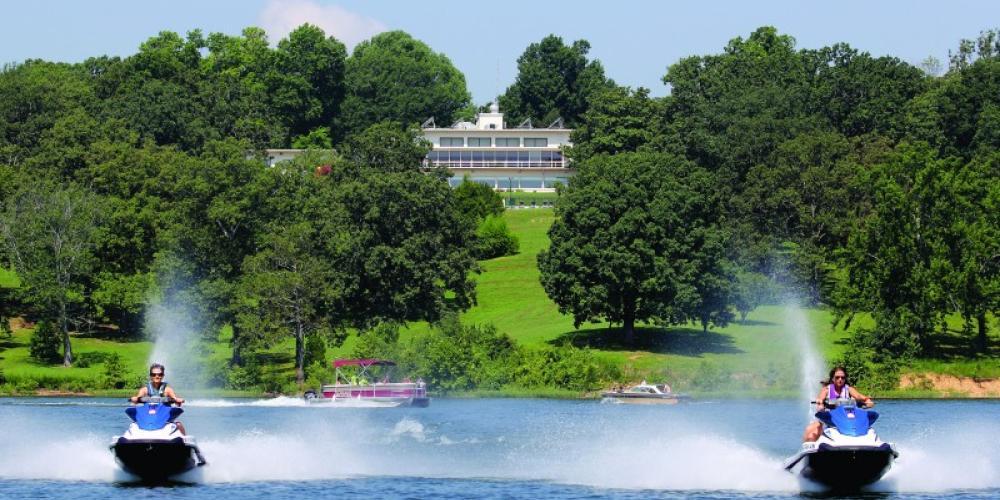 Kenlake Marina Rentals – Kentucky State Parks