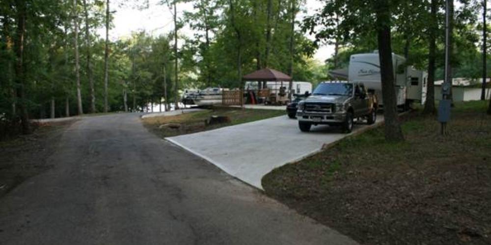 Campsite – Roane County Parks & Recreation