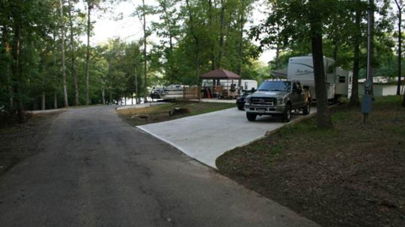Campsite – Roane County Parks & Recreation