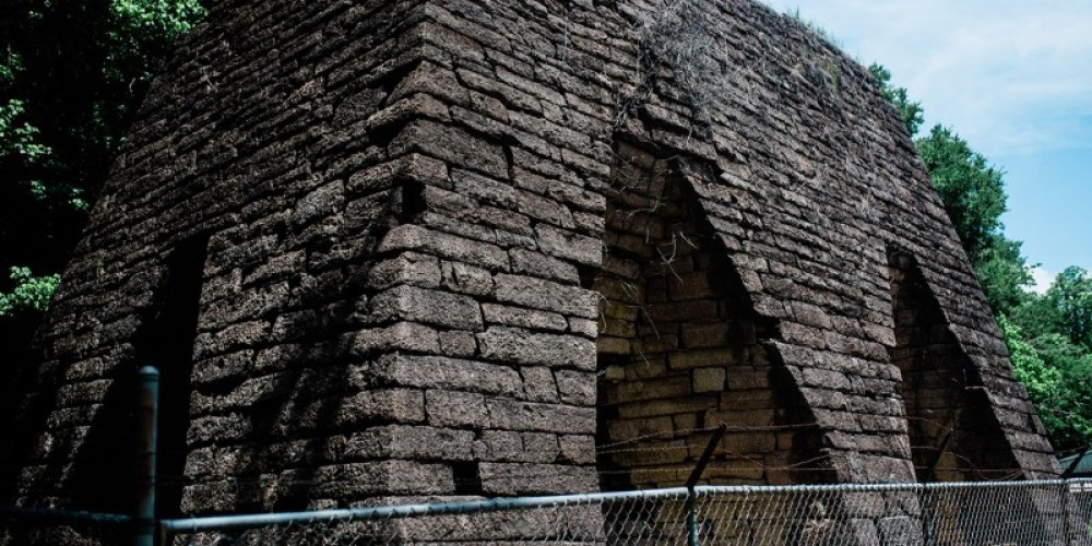 Cedar Grove Iron Furnace – Cari Griffith