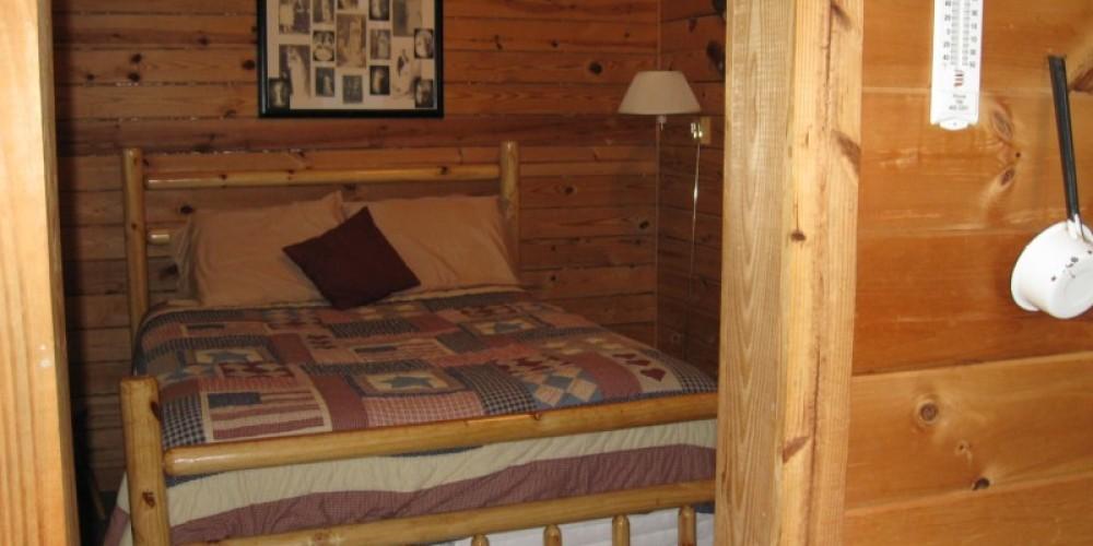Bedroom Cabin #3 – Patricia Scott