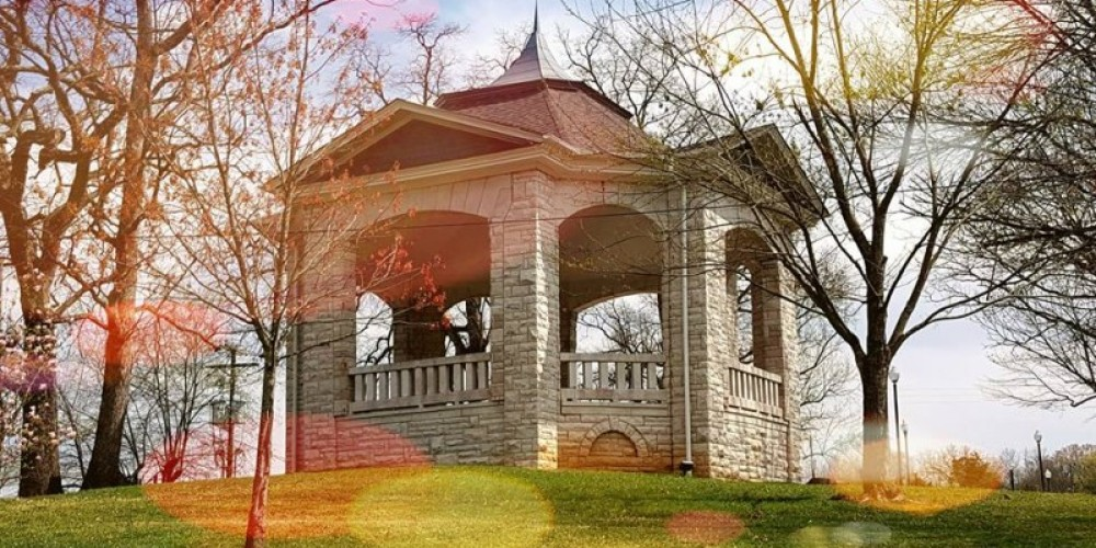 Bandstand – Chilhowee Park & Exposition Center