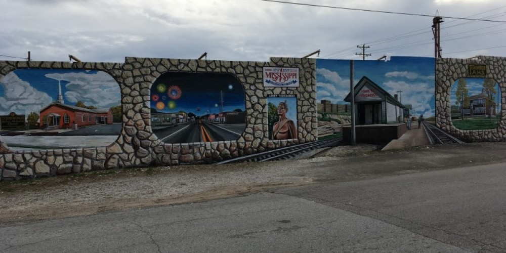 Mural – Cindy Nelson