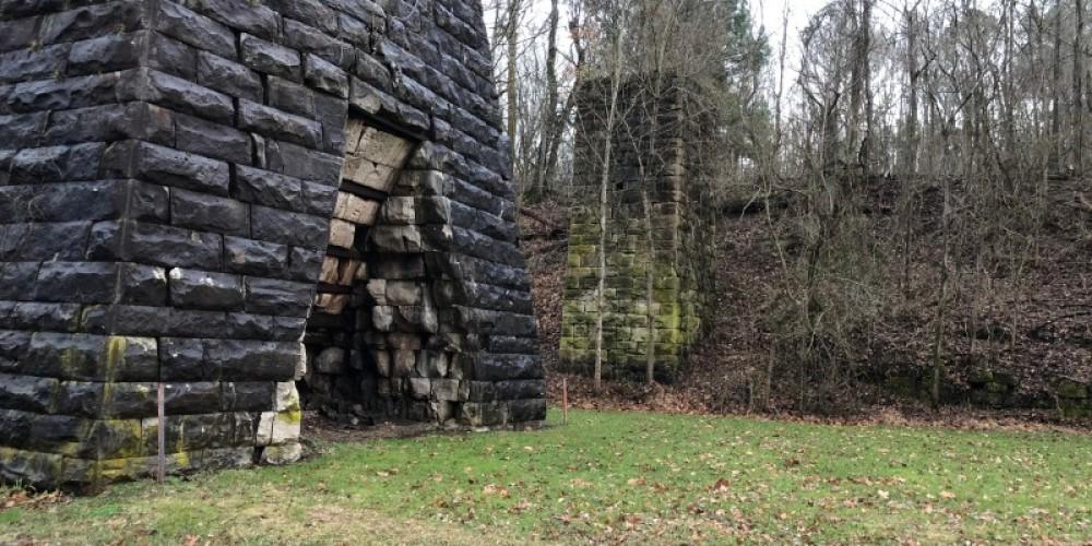 Bear Spring Iron Furnace – Susan Jones