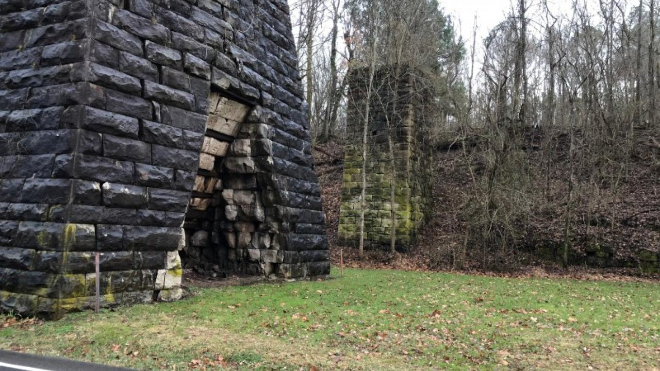 Bear Spring Iron Furnace – Susan Jones