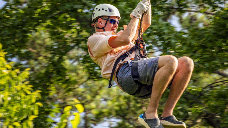 Screamin' Eagle Zipline – Scott Baker