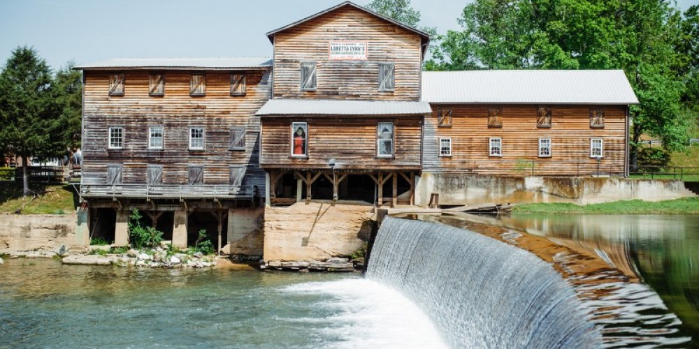 Hurricane Mills Grist Mill and Gift Shop – Cari Griffith